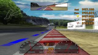 Gran Turismo 3 - A Spec Licence A6