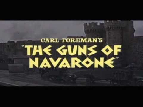 The Guns of Navarone is listed (or ranked) 12 on the list The Greatest World War II Movies of All Time