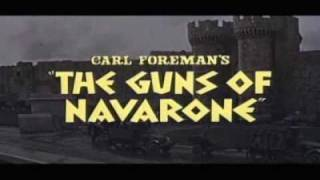 The Guns of Navarone (1961) - Original Trailer