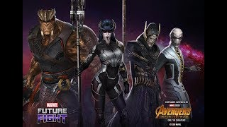 [🔴Live] Marvel Future Fight - EP.61 ขี้เกียจลงชาโด้วแลนง๊ะ (คุยเรื่องหนังมด)