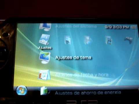 Descargar temas para  psp, Directamente desde tu PSP!