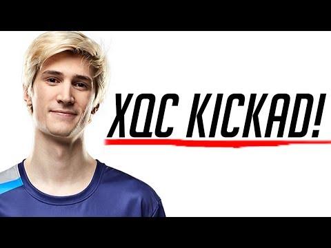 XQC KICKAD FRÅN DALLAS! [Overwatch Nyheter]