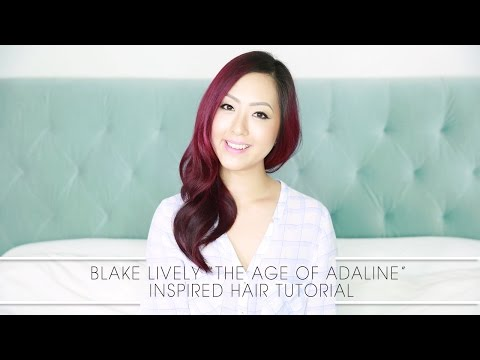 "TUTORIAL | Blake Lively ""The Age of Adaline"" Inspired Hair"