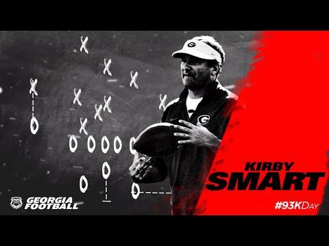 UGA Football: Countdown to Kickoff video GDay_93KDay: 2016