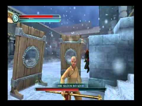 The Last Airbender Movie Game Walkthrough Part 9 (wii) video