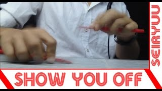 Show You Off - Stevie Hoàng - Pen Tapping cover by Seiryuu