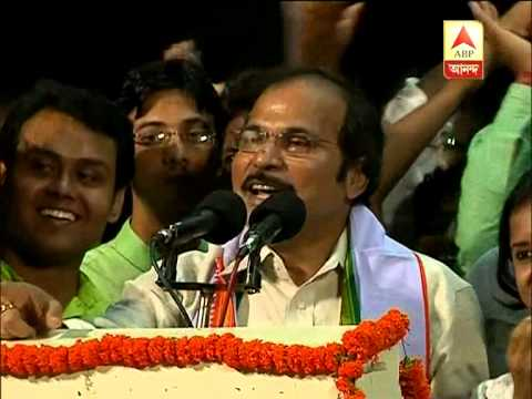 Adhir Chowdhury attacks TMC