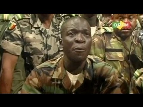 Mutiny in Mali over Tuareg rebellion