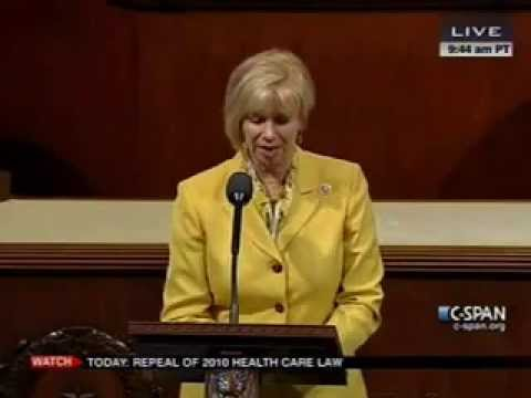 Congresswoman Hahn Addresses GOP's 37th Attempt to Repeal the Affordable Care Act