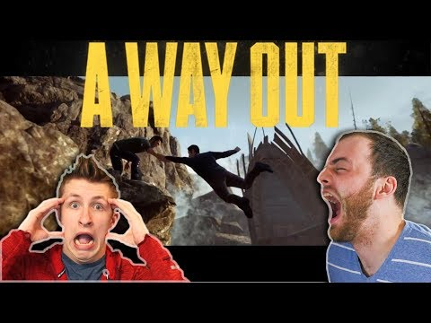 BOAT RACE WITH THE BOAT BOY (A Way Out W Tewtiy)