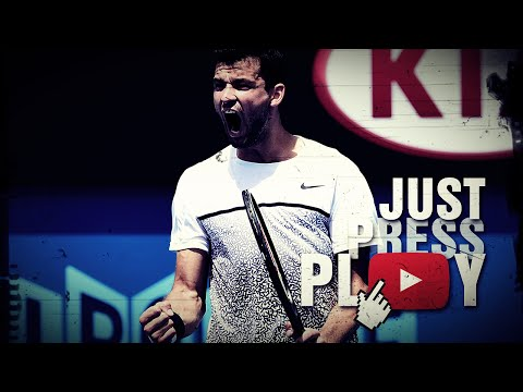Grigor Dimitrov - Can`t stop my talent