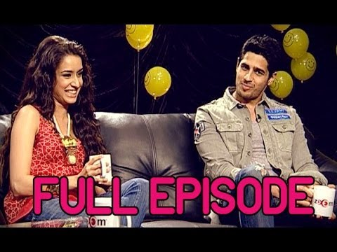 EK VILLAIN Movie Actors: Shraddha Kapoor and Siddharth Malhotra: EXCLUSIVE INTERVIEW