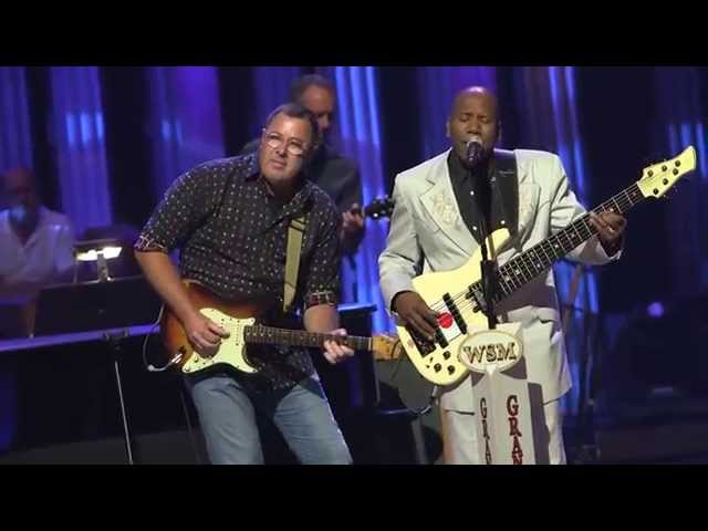 Nathan East & Vince Gill Grand Ole Opry Performance