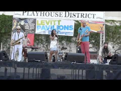 Dengue Fever Live - Make Music Pasadena 2012