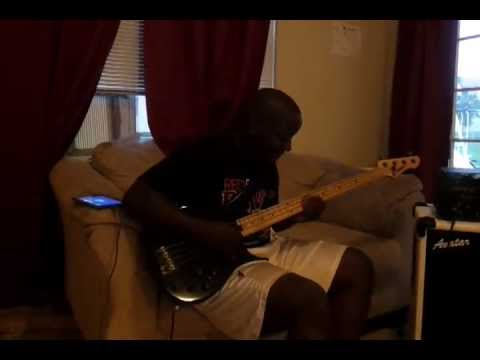 Uche Agu; my God Is Good Oh Bass Cover By Yosia Kalunda video