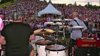 Chris Sutherland & Kim Mitchell Band CANADA DAY 2012