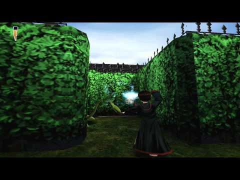 Let\'s Play Harry Potter e a Pedra Filosofal | #6 | Labirinto