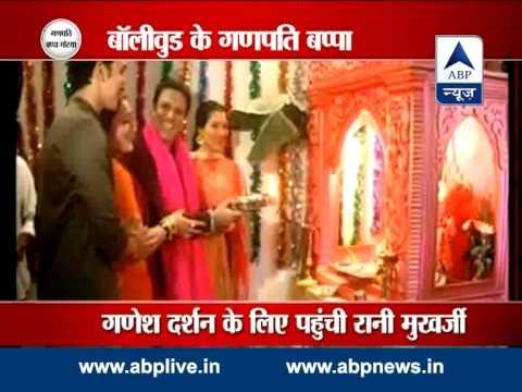 ABP LIVE Special: How politicians celebrating Ganeshotsav!