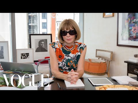 73 Questions with Anna Wintour | Vogue