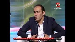 سيد عبد الحفيظ يكشف عن الخطوه القادمه فى الاعلام