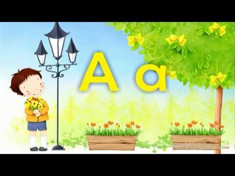 Alfabeto Español - Canciones Infantiles