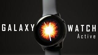 Test Samsung Galaxy Watch Active : La meilleure montre connectée compacte sur Android