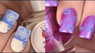 New Nail Art 2019   The Best Nail Art Designs Compilation   DIY 1st