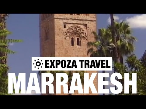 Marrakesh Travel Video Guide