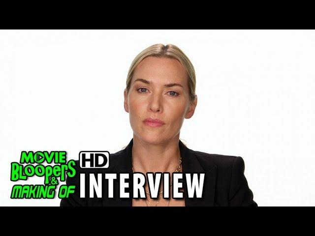 Steve Jobs (2015) Behind the Scenes Movie Interview - Kate Winslet is 'Joanna Hoffman'