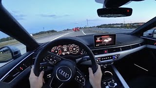 2018 Audi A5 - POV First Impressions (Binaural Audio)
