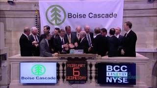 Boise Cascade Re-hires