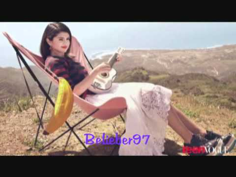 Selena Gomez - Behind the Scenes of Photo Shoot for