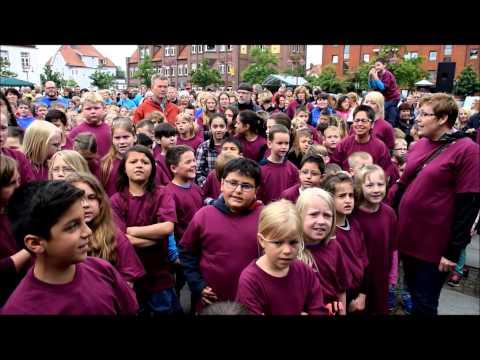"""Projekt """"Klasse wir singen"""" in Nordenham"""