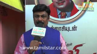 U K Murali At Kabali Thottam Movie Launch