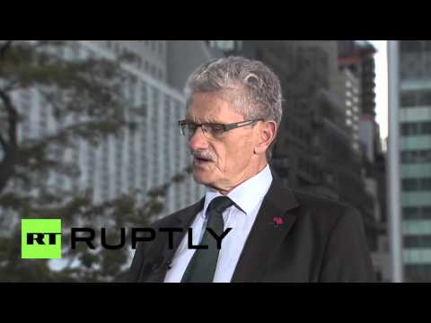 USA: Iran deal should inspire solution to Syrian conflict - UNGA president