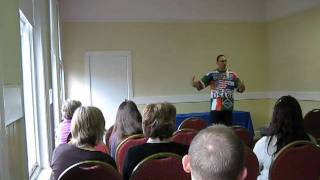 Tino Curione - The 7 Life Energies - Part 1