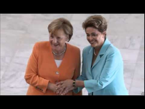 Germany, Brazil Join Forces on Climate Change Action