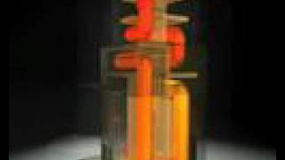 Grundofen von Ofenbau Strobl (Tiled refractory masonry oven)