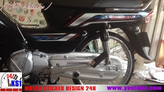 Honda dream 2016 on khmer | super motor dream 125