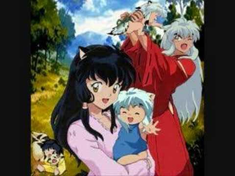 Inuyasha family-lovers - YouTube Inuyashas Family With Kagome