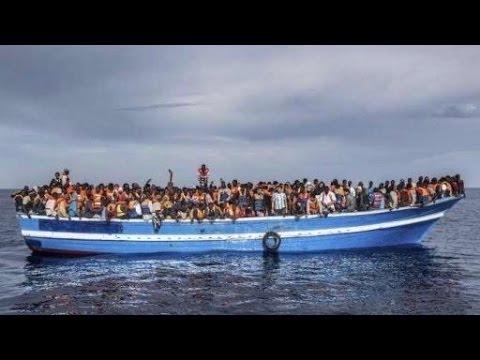 500 Migrants Drown In Mediterranean Boat Disaster