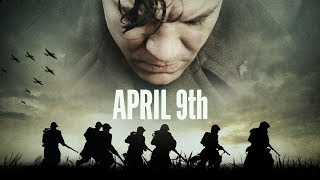 April 9th (Official HD Movie Trailer) | WWII Denmark vs Germany | True Story
