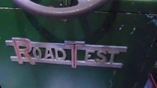 Coin Operated Road Test Amusement Arcade Machine