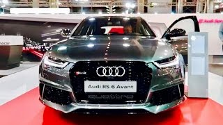 NEW 2018 Audi RS6 - Exterior & Interior