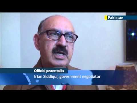 Pakistan-Taliban peace talks begin: previous efforts to establish peace settlement have failed