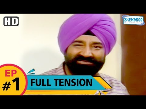 Full Tension Ep #1 - Jaspal Bhatti Birthday Special - Best TV show of 90's