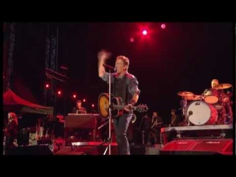 Bruce Springsteen - London TV Special...
