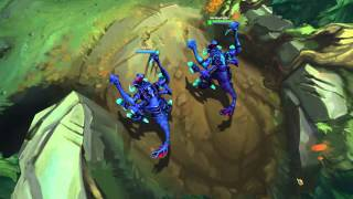 Cho'Gath Part 2 - 2015 Update - All Affected Skins