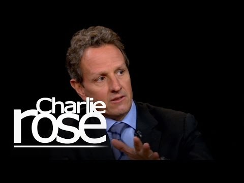Tim Geithner on the Mistakes He Made | Charlie Rose