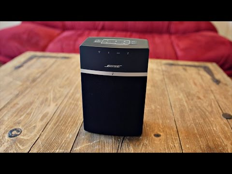 Bose SoundTouch 10 Wireless Music System Review